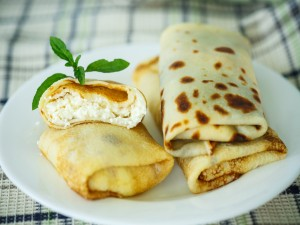 Exquisitos crepes