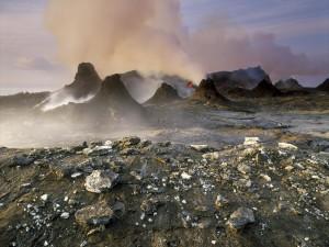 Parque Nacional de los Volcanes de Hawái