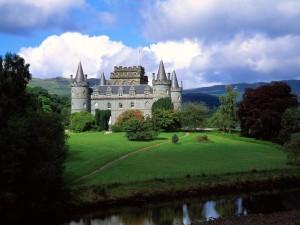 Castillo Inveraray (Escocia)