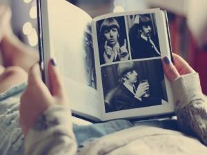 Viendo fotos de Ringo Starr