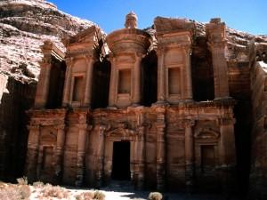 Deir, Petra (Jordania)