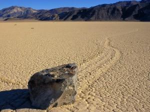 Racetrack Playa (Parque Nacional del Valle de la Muerte, California)