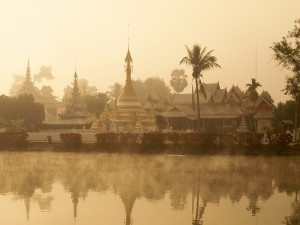 Wat Chong Kham (Tailandia)