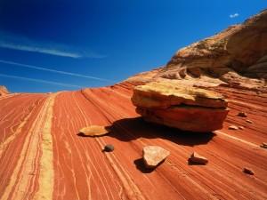 Arenisca de Navajo (Arizona)