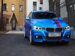 Un BMW 335I