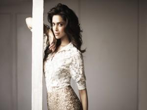 La mirada de Deepika Padukone