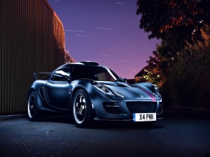 Un bonito Lotus deportivo