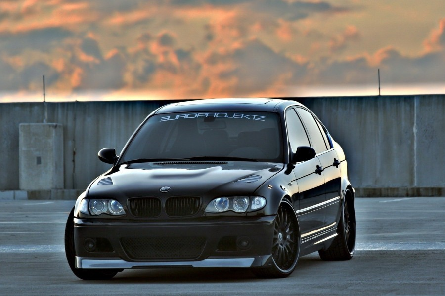 BMW tuneado