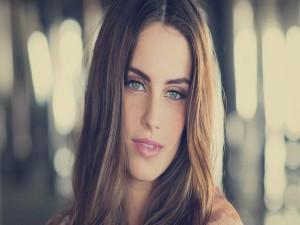 La actriz Jessica Lowndes