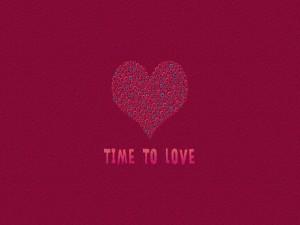 Tiempo de amar