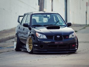 Subaru Impereza tuneado