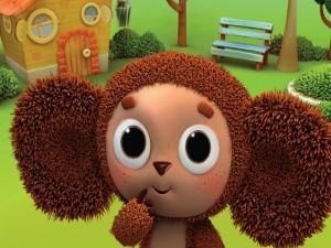 Cheburashka, un pequeño y gracioso animal