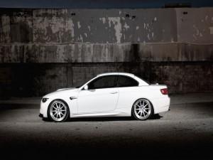 Lateral de un BMW M3