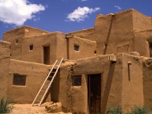 Edificios de Taos (Nuevo México)