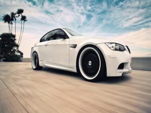 BMW circulando