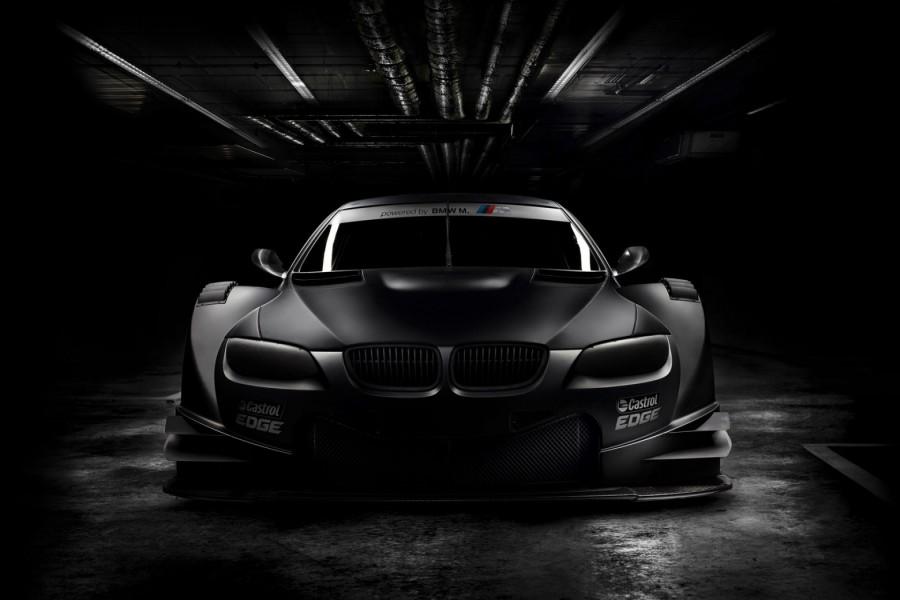 Un BMW M3 DTM
