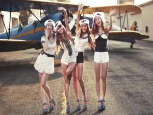 Las chicas de Sistar