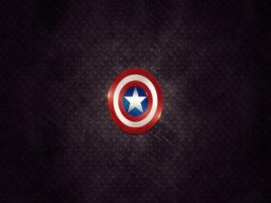 """El escudo de el """"Capitán América"""""""