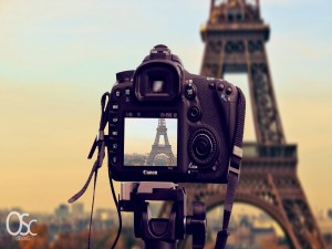 Fotografiando la Torre Eiffel