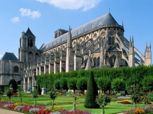 Catedral de Saint-Étienne de Bourges (Francia)