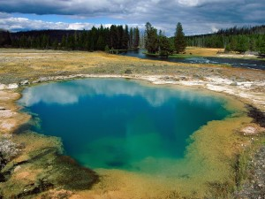 Morning Glory Pool (Parque Nacional de Yosemite)