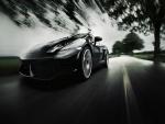 Lamborghini LP560 en una carretera