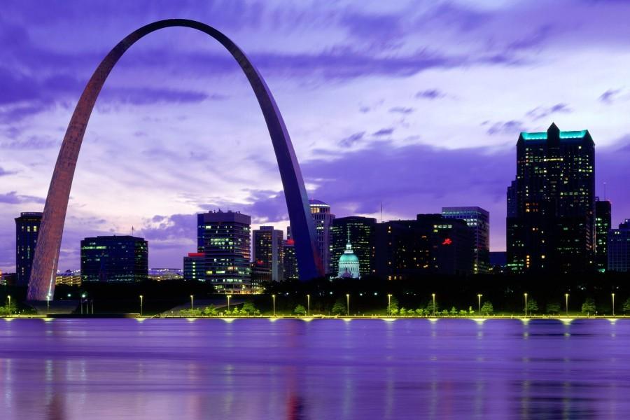 Amanece en San Louis (Misuri)