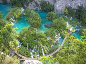 Lagos de Plitvice, Croacia
