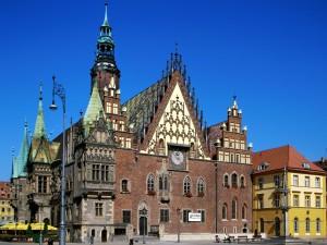 Ayuntamiento de Breslavia (Polonia)