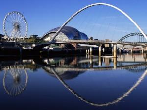 Puente del Milenio (Gateshead, Inglaterra)
