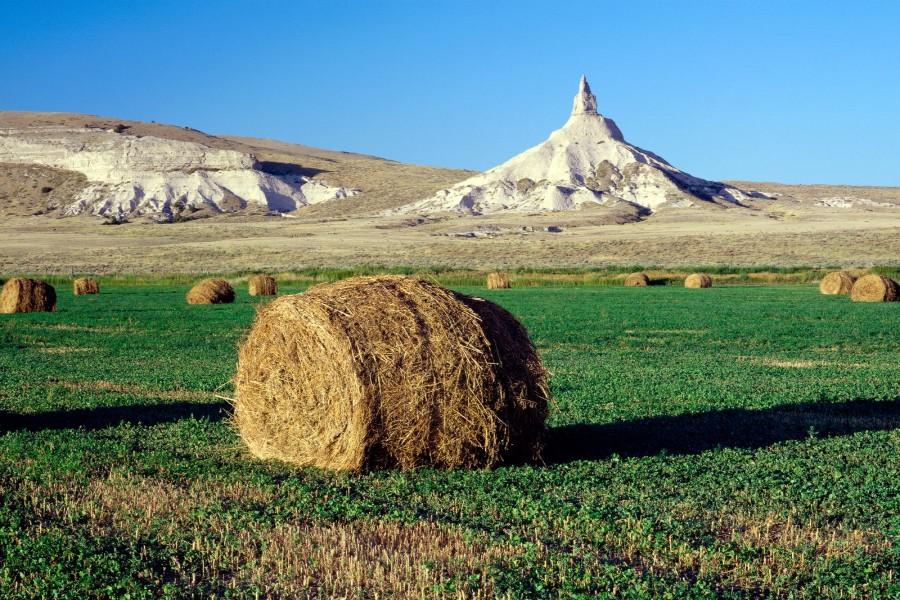 Formación geológica Chimney Rock (Nebraska)