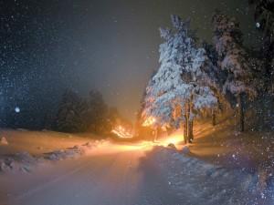 Tormenta de invierno