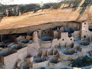 Cliff Palace (Parque Nacional mesa Verde)
