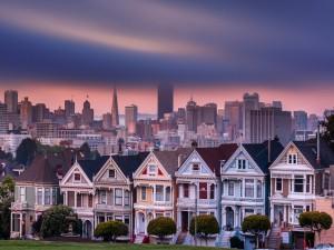 Amanece en San Francisco
