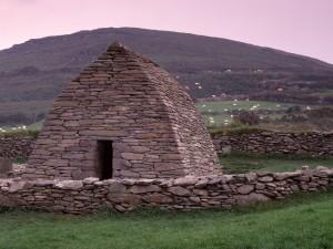 Gallarus Oratory (Kerry, Irlanda)