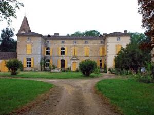 Castillo de Pomaréde (Francia)