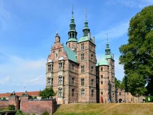Castillo de Rosenborg (Copenhague, Dinamarca)
