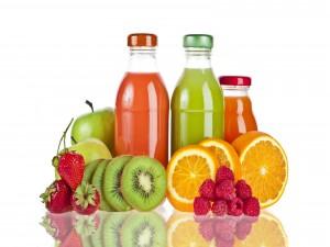 Jugos de frutas naturales