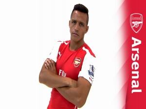 Alexis Sánchez (Arsenal F.C.)
