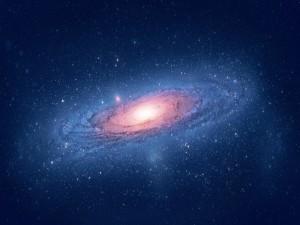 Una hermosa galaxia