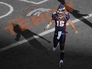 Jugador de los Denver Broncos