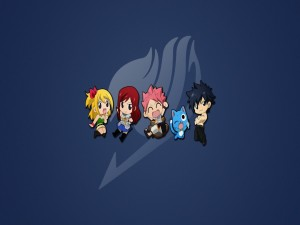 Fairy Tail chibi