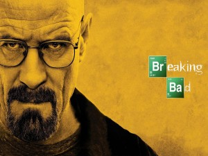 La mirada de Walter White (Breaking Bad)