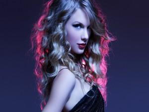 La guapa Taylor Swift
