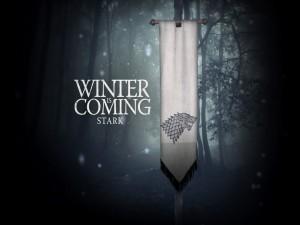 """El invierno se acerca (Stark) """"Juego de Tronos"""""""