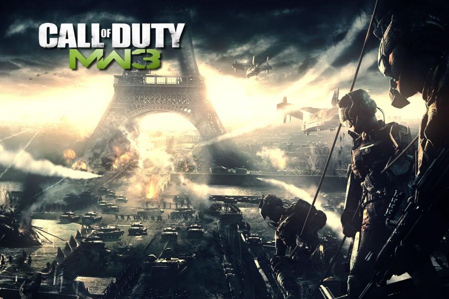 Call of Duty MW3 en París