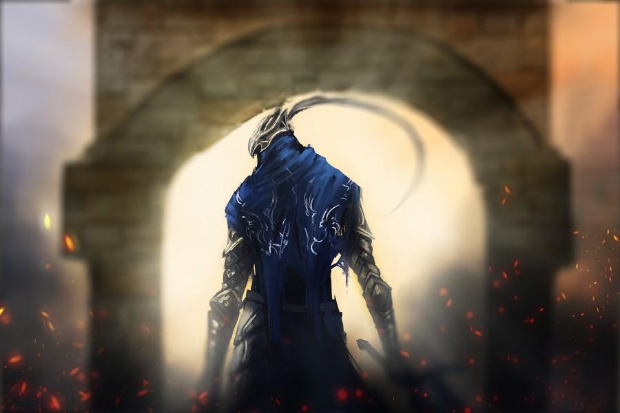 Personaje de Dark Souls