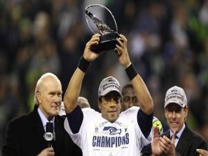 Los Seattle Seahawks ganadores