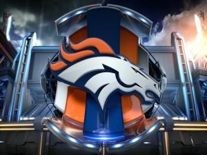 Denver Broncos en 3D