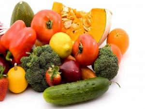 Saludables verduras